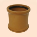 110mm Double Socket Coupler